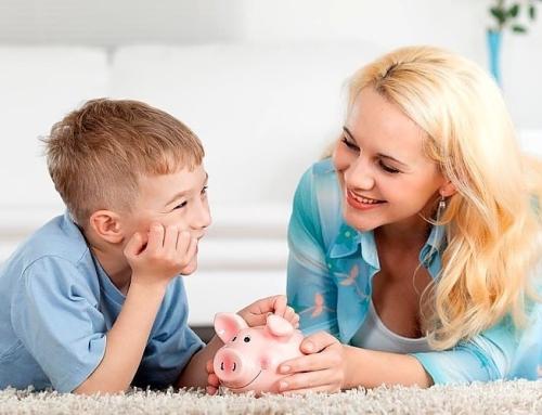 Как научить ребенка управлять деньгами