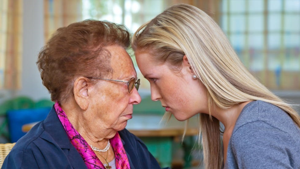 конфликт со старшим поколением