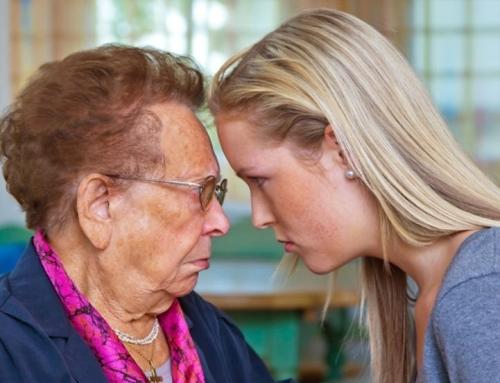 Конфликты со старшим поколением
